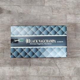 incienso nag champa negro sri durga 15 grms