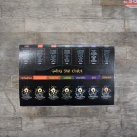 Conos Goloka, - Shat Chakra Plus (7 Chakras)