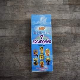 incienso 7 arcangeles darshan