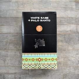 White Sage Palo Santo Tribal Soul Hari Darshan