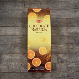 hem chocolate naranja