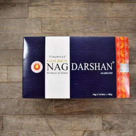 Incienso Golden Darshan 15 grs.