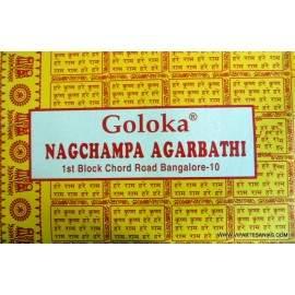 Venta por mayor de Nag Champa Goloka 40 grs.